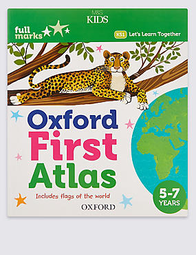 First Atlas Book, , catlanding