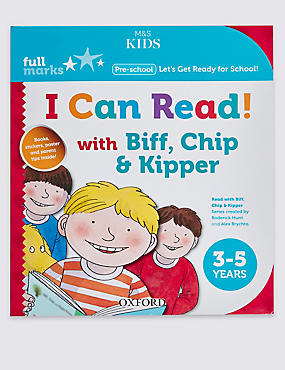 I Can Read with Biff, Chip & Kipper, , catlanding