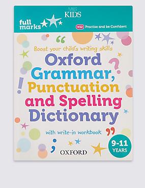 Grammar, Punctuation and Spelling Dictionary   , , catlanding