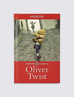 Oliver Twist Book, , catlanding