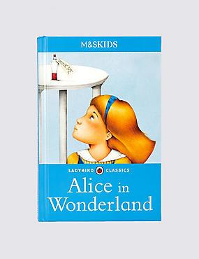 Alice in Wonderland Book, , catlanding