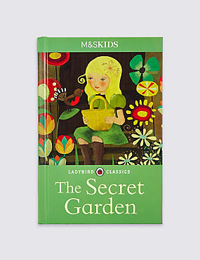 The Secret Garden Book , , catlanding