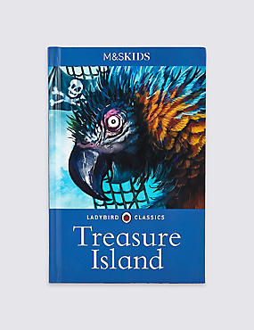 Treasure Island Book  , , catlanding