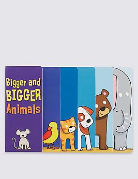 Bigger & Bigger Animals, , catlanding