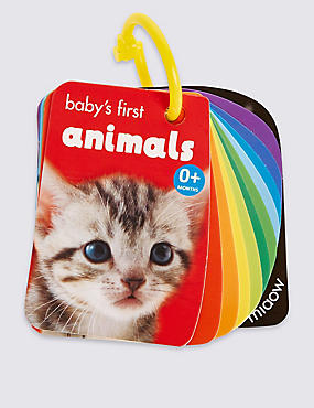 Buggy Animals Book, , catlanding