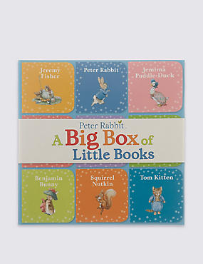 Peter Rabbit™ A Big Box of Little Books, , catlanding