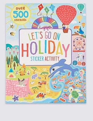 Summer Activity Book, , catlanding