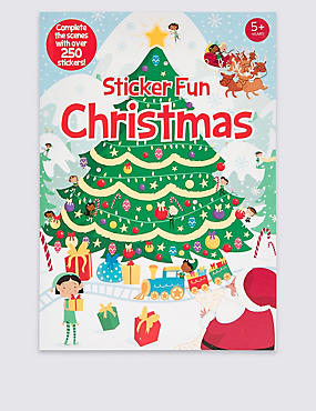 Sticker Fun Christmas, , catlanding