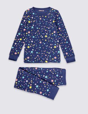 Хлопковая пижама Stars для девочек 1-16 лет