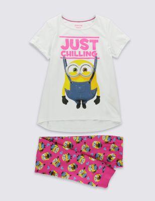 Пижама с миньоном Despicable Me™ для девочки 3-14 лет