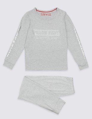 Pyjama à manches longues (du 3 au 16ans), ROUGE ASSORTI, catlanding