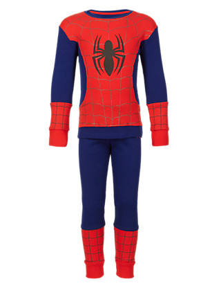 Pure Cotton Marvel Ultimate Spider-Man™ Pyjamas Clothing