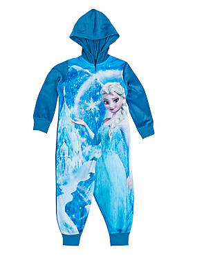 Disney Frozen Hooded All-in-One (1-10 Years)