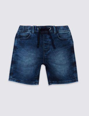 Шорты до колен для мальчика 3-14 лет T873065S