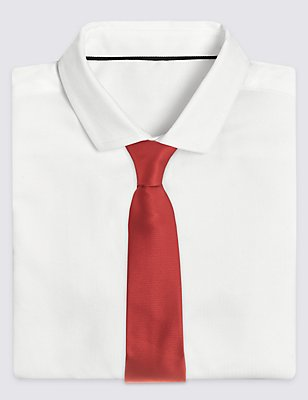 Communion Tie (5-14 Years), RED, catlanding