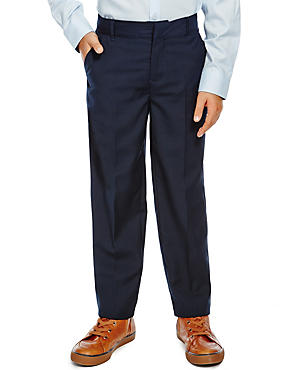 Supercrease™ Adjustable Waist Trousers (5-14 Years)