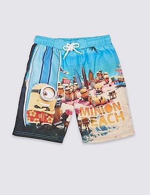 Despicable Me™ Minions Swim Shorts (3-8 Years), MULTI, catlanding