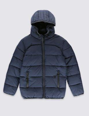 Куртка Stormwear™ с капюшоном и лёгким утеплителем для мальчика 3-14 лет T879291Y