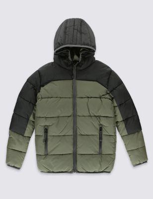 Утеплённая куртка с технологией Stormwear™ для мальчика 5-14 лет