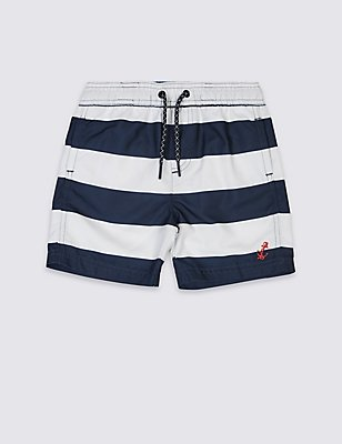 Swim Shorts (0-14 Years), NAVY, catlanding
