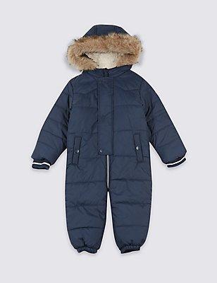 Combinaison de ski ouatinée, dotée de la technologie Stormwear™ (du 3mois au 7ans), MULTI, catlanding