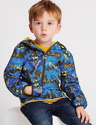 Batman™ Jacket (3 Months – 5 Years), MULTI, catlanding