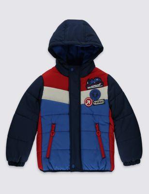 Утеплённая куртка Thomas & Friends™ с технологией Stormwear™ для мальчика 1-6 лет T882356C