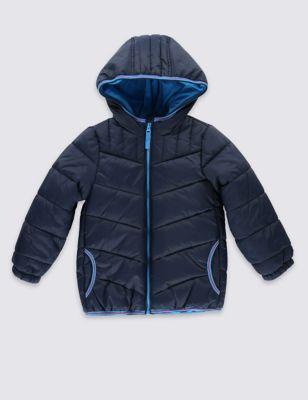 Утеплённая куртка Stormwear™ с контрастной полоской для мальчика 1-7 лет