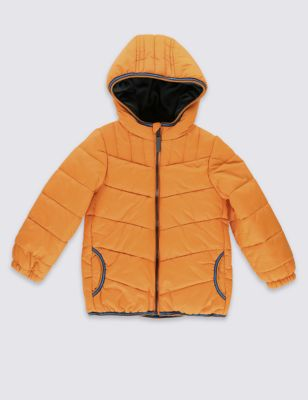 Куртка с контрастной отделкой для мальчика 1-7 лет