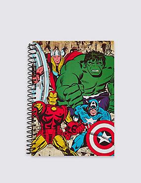 Kids' Marvel Notebook, MULTI/BRIGHTS, catlanding
