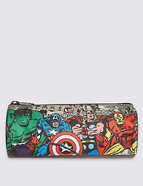 Kids' Avengers™ Marvel Pencil Case, MULTI/BRIGHTS, catlanding