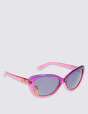 Kids' Disney Princess Sunglasses (Younger Girls), PURPLE MIX, catlanding