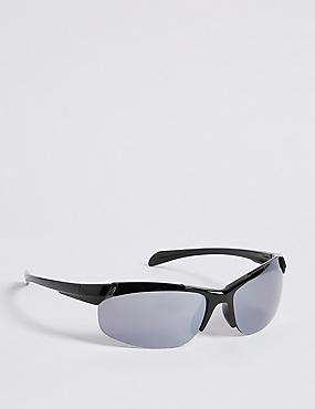 Kids' Sunglasses, BLACK, catlanding