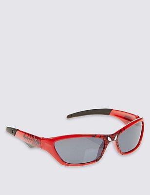 Kids' Spider-Man™ Sunglasses (Younger Boys), RED MIX, catlanding