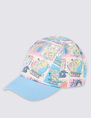 Kids' Disney Princess Baseball Cap, LILAC MIX, catlanding
