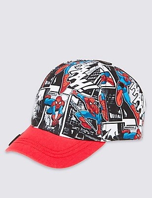 Kids' Spider-Man™ Baseball Hat, MULTI, catlanding
