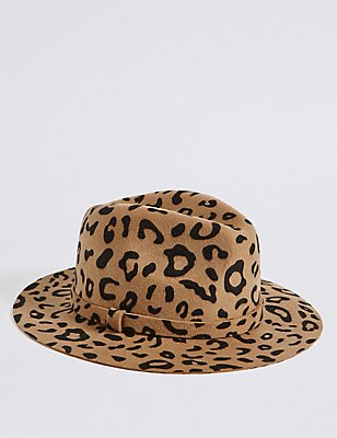 Kid's Pure Wool Hat , LIGHT TAN MIX, catlanding