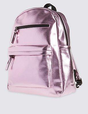 Kids' Fashion Rucksack, PINK, catlanding
