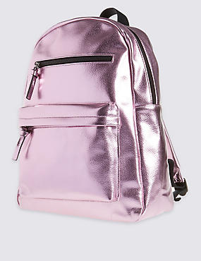 Kids' Fashion Rucksack, PINK, catlanding