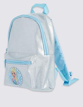 Kids' Rucksack Disney Frozen Bag, SILVER, catlanding