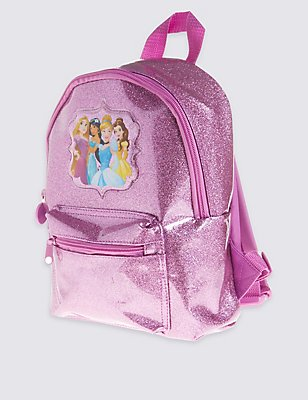 Kids' Disney Princess Rucksack, PINK MIX, catlanding