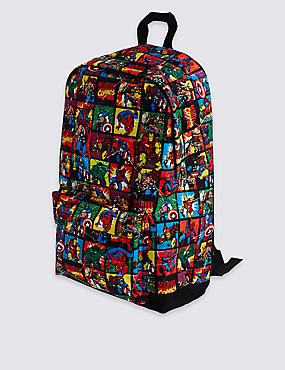 Marvel-Rucksack für Kinder, MEHRFARBIG, catlanding
