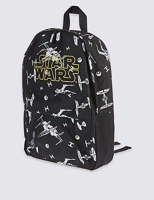 Kids' Star Wars™ Rucksack , BLACK MIX, catlanding