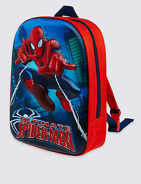 Kids' Spider-Man™ Rucksack, RED MIX, catlanding