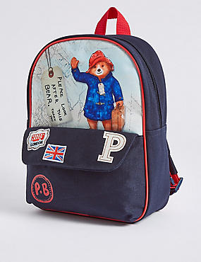 Paddington™ Kids Cotton Blend Rucksack, MULTI, catlanding