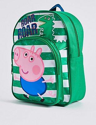 Sac à dos enfant avec motif Peppa Pig™, MULTI, catlanding