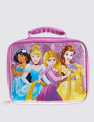 Kids' Disney Princess Lunch Box, PINK MIX, catlanding