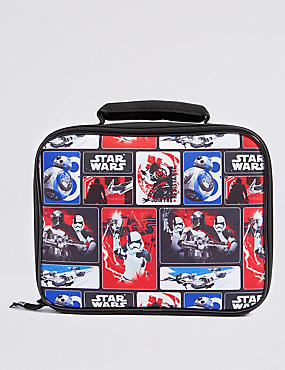 Kids' Star Wars™ Lunch Box with Thinsulate™, BLACK MIX, catlanding
