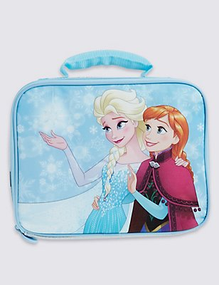Kids' Disney Frozen Lunch Box with Thinsulate™, BLUE MIX, catlanding
