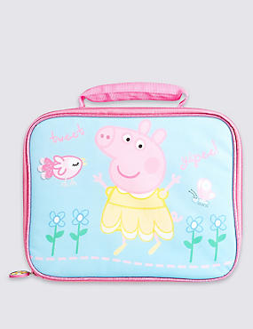 Kids' Peppa Pig™ Lunch Box with Thinsulate™, PINK MIX, catlanding
